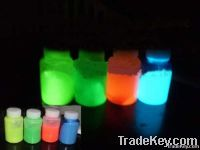 self luminous photoluminescent paint glow in the dark
