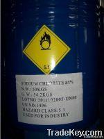 Sodium Chlorite (31%)