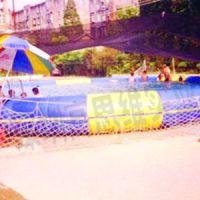 Inflatable swim pool, inflatable swim ring, inflatable beach ball