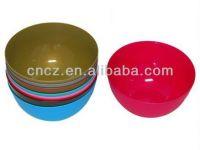 Food Grade Plastic Salad Bowl