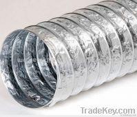 professional manufacturer 500mm aluminum flexible duct oem