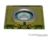 CD1001 Max 50W MR16 Flat-type Crystal downlight