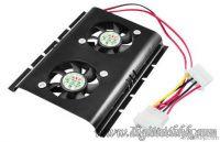 PC SATA IDE 3.5 HARD DISK DRIVE HDD FAN COOLER