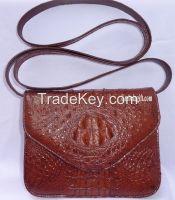 TCRO crocodile wallet for woman