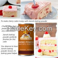 double acting baking powder leavening agent
