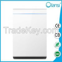 OLS-K07A hot Household Hight Quality Products mute design hepa filter water air purifier