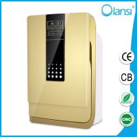 OLS-K01C OEM factory home HEPA filter air purifier with air quality monitor