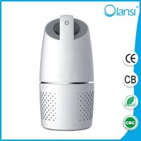 Olans K05A Eco-friendly plastic portable mini car air purifier