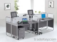 four people workstation