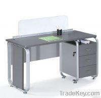 modern aluminium office desks
