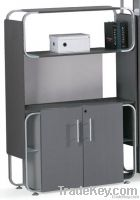 fashion aluminium office filing cabinets