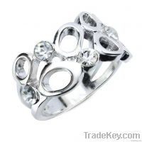 Clustered ring