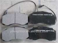 Brake Pad 29077 for DAF 55