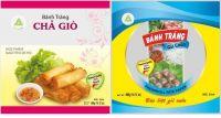 Vietnamese springroll Rice paper