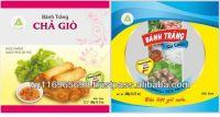 Vietnamese rice paper