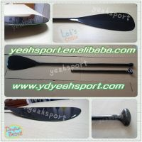 The First carbon fiber SUP paddle for new 2013