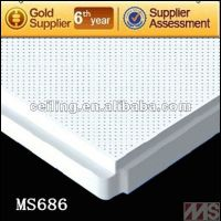 Plaster board and gypsum ceiling board office decorative ceiling