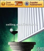 colorfast and high strength mineral fiber ceiling tiles wholesale for decoration