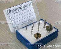 UAE becarve cnc machine cutting bit, non-metal cutting bit