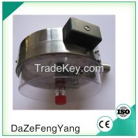 price of electric contact pressure gauge