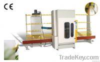 1500 Automatic glass sandblasting machine
