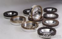 Grinding wheels for straight line doule edging machine