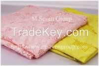 polyester and spandex fabric for women dress