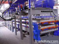 Discontinuous PU(Polyurethane) Sandwich Panel Production Line
