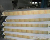 SP-9 Z-Look EPS/Mineral Wool Sandwich Panel Production Line