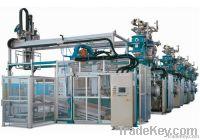 EPS/EPP Automatic Vacuum Shape Molding Machine