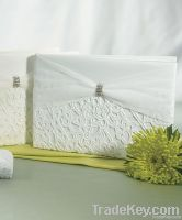 Bridal Traditional Wedding Guest Book