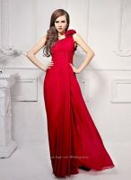 New Fashion Red Evening Dresses