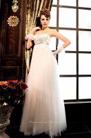 Sleeveless Lace Plus Size Wedding Dress