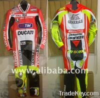 Motorbike Motorcycle Leather Suits
