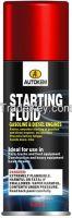 Starting  fluid,engine starting fluid spray
