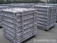 Aluminum ingot, Al99.7, Alloy