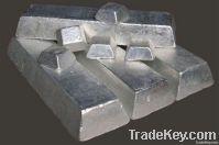 Magnesium Ingot 99.99%, 99.98%, 99.95%