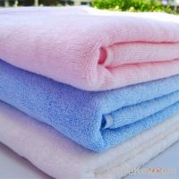 100% cotton good face towel