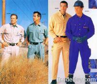 Work wear Work uniforms Industry Uniforms Worker coveall