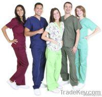 Hospital uniforms Medical scrub doctor uniforms Nurse uniforms