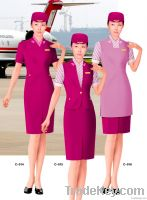 Airline uniforms Stewardess uniforms
