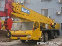used 40 ton Kato crane for sell