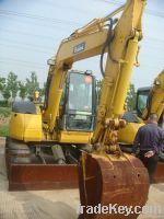 Used Komatsu PC78US Crawler Excavator