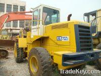 Used wheel loader kawasaki KLD70Z