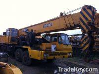 Good quality used 50 ton Tadano crane for sell