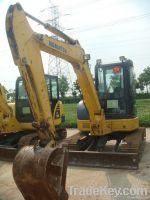 Good quality used Komatsu excavator PC55 for sell