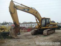 Original Japan used CAT excavator in good condition