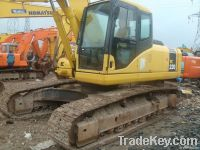 Good quality used Komatsu excavator PC200-7 for sell