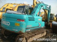 Used Kobelco Excavator SK130