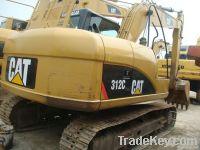Used Caterpillar 312C Crawler Excavator for sell